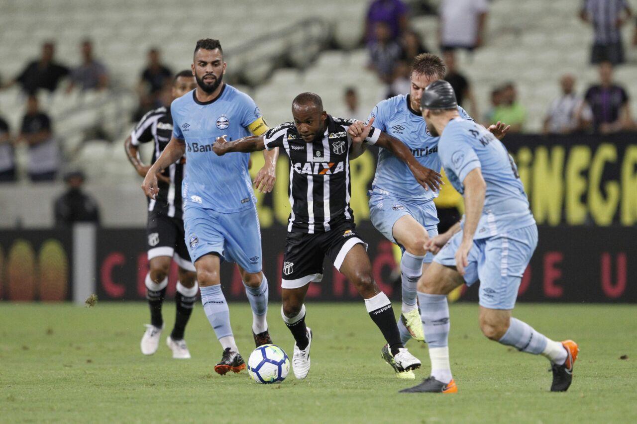 Ceará 0x1 Grêmio - Tudo na mesma - Blog do Vozão ff74a256a4c16