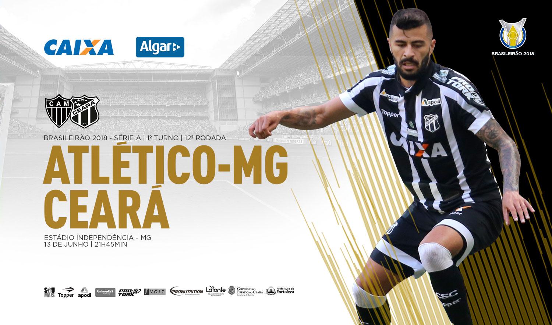 Atlético-MG x Ceará - Buscando um alento - Blog do Vozão a133af6d2b9e2