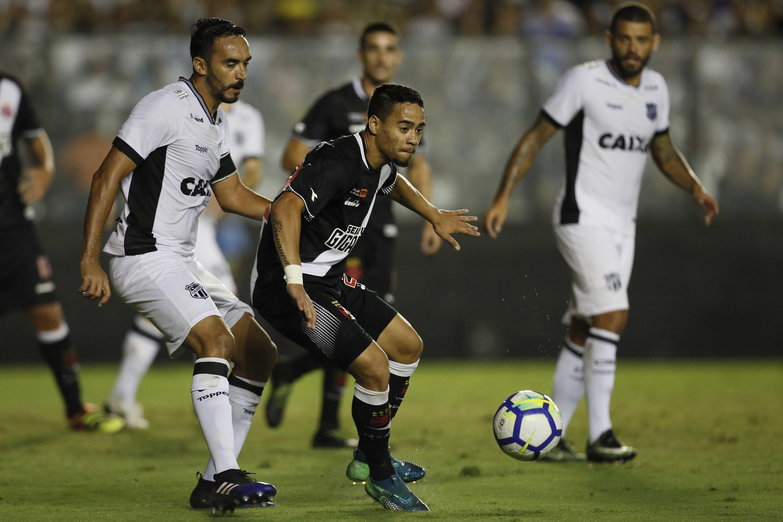 Vasco 1x1 Ceará - Não foi de todo ruim - Blog do Vozão 4ec7d13b16885