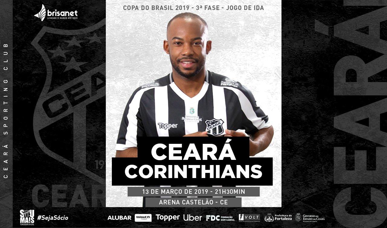 Ceara X Corinthians Osso Duro Blog Do Vozao