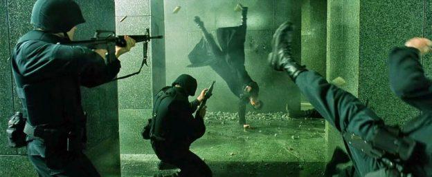 """Matrix no seu quadrado, Matrix no seu quadrado"""