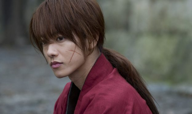 "Takeru Satô dá vida a Kenshin Himura, o dito ""Samurai X"""