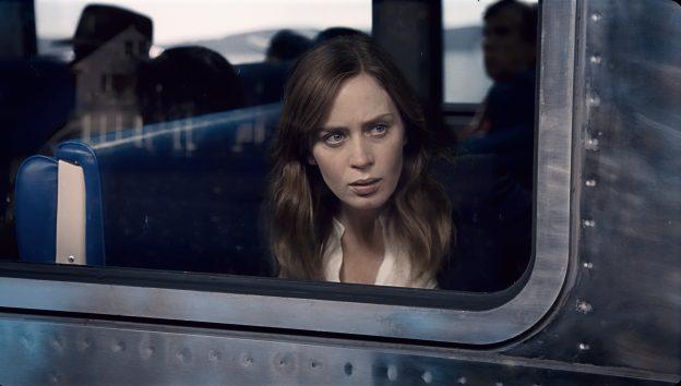 Rachel (Emily Blunt): A Garota no Trem, sabe?