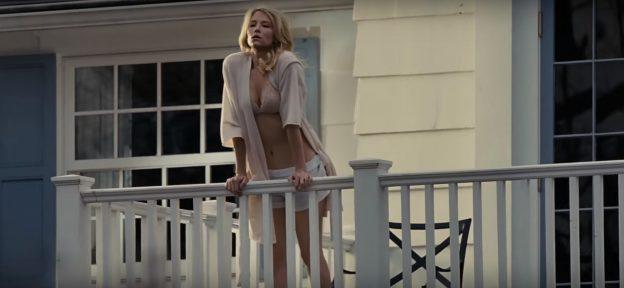 Megan (Haley Bennett): A Garota na Sacada?
