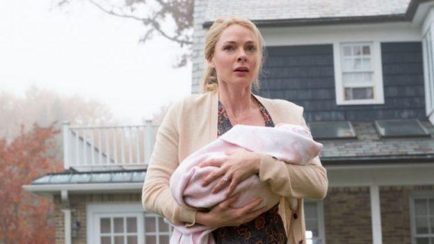 Anna (Rebecca Ferguson): A Garota com o Bebê?