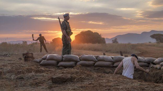 """O filme se passa em Jadotville, província do """"Congo"""""""