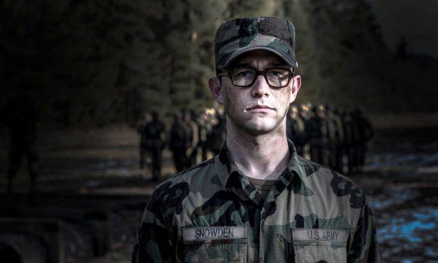 Snowden, antes da fama