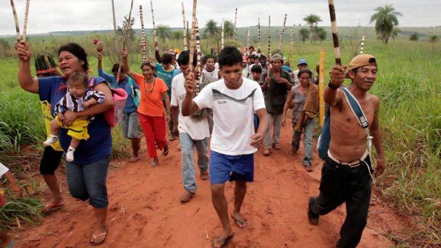 Martírio mostra a luta do Guarani Kaiowá no Centro-Oeste
