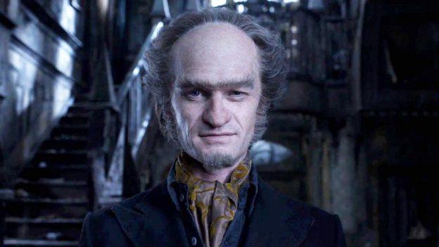O temível Conde Olaf (Neil Patrick Harris)