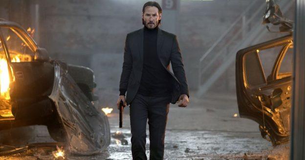 Após o clique, John (Keanu Reeves) matou uns 200 capangas