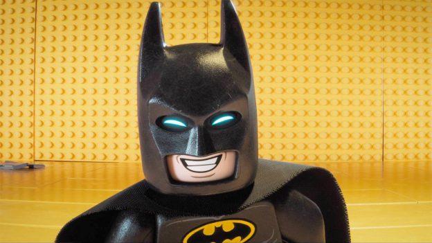 """""""Eu sou o Batman"""""""