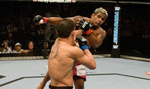 Hermes França lutou no UFC entre 2003 e 2009. Foto: UFC/Divulgação