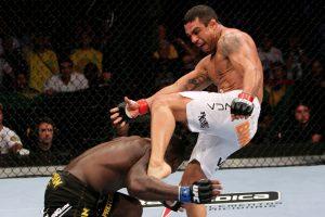 Belfort enfrenta Luke Rockhold no Brasil