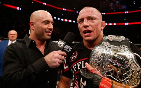 St. Pierre é um dos melhores peso por peso do mundo Foto: UFC/Divulgação