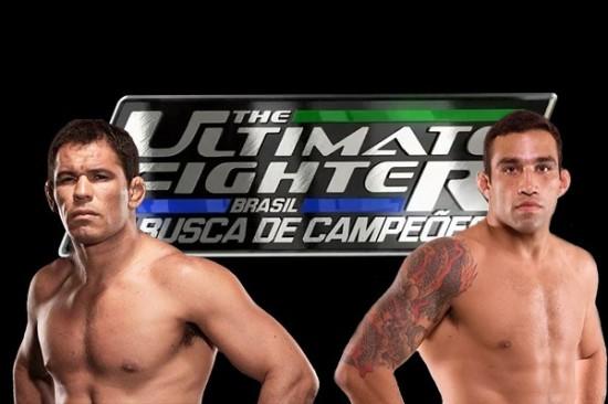 A luta principal da noite será entre Minotauro e Werdum. Foto: UFC/Divulgação