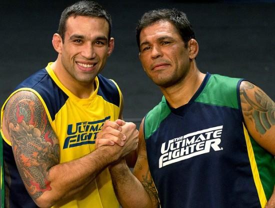 Werdum e Minotauro fazem final do TUF Brasil 2 (UFC / Divulgação)