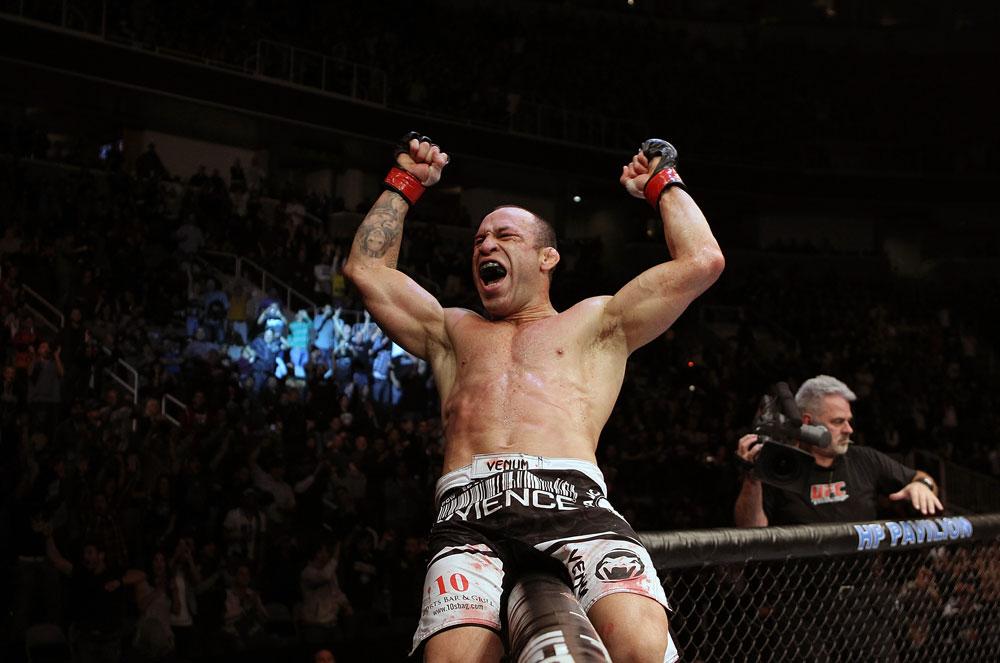 Wanderlei Silva é um dos brasileiros de maior projeção e influência no MMA mundial. Foto: UFC/Divulgação