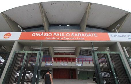 Paulo Sarasate será o palco de lutas do TUF Brasil 2. Foto: Igor de Melo/O POVO