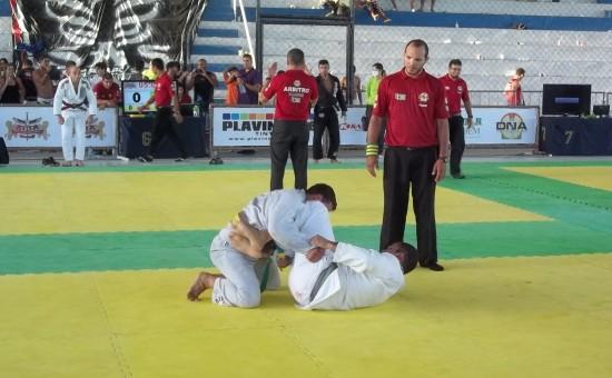 Torneio envolve atletas de diferentes faixas. Foto: Arquivo Blog Clube da Luta