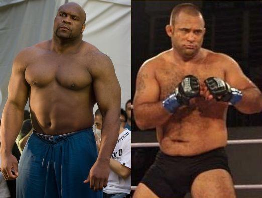 Bob Sapp e Edson França se enfrentam no OX MMA Event