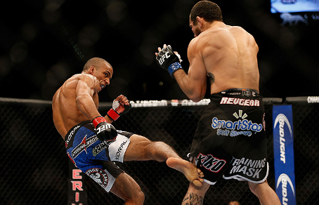 Barboza alcança 10º nocaute na carreira | Foto: UFC/Divulgação