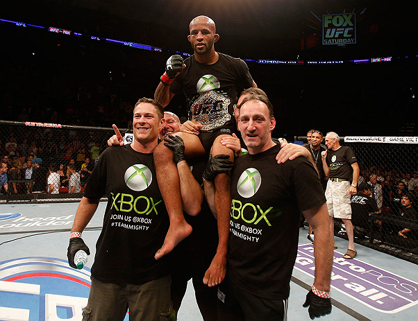 Foto: UFC/Divulgação