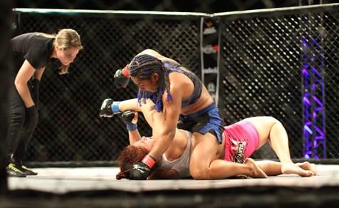 Sucuri está invicta em 10 lutas disputadas. Foto: Igor de Melo/O POVO