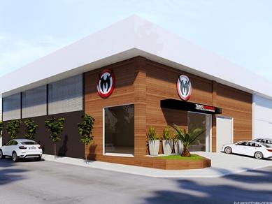 Academia funcionará próximo ao Shopping Via Sul. Foto: Divulgação