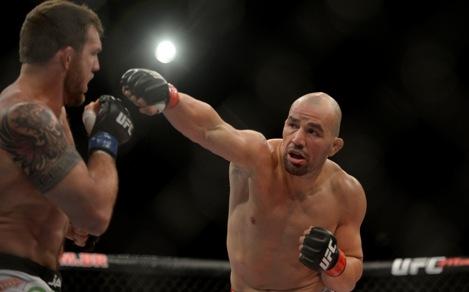 Glover Teixeira teve luta marcada para outubro. Foto: UFC/Divulgação