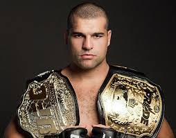 Shogun tem no currículo os cinturões do Pride e do UFC. Foto: Divulgação