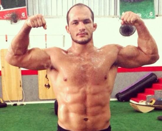 Júnior Cigano Dos Santos já está em forma para terceira luta contra Velasquez   Foto: Reprodução/Instagram