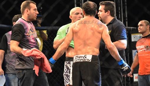 No BKF 3, Chiquerim venceu Paulo Guerreiro e se tornou campeão após decisão polêmica. Foto: Humberto Mota/O POVO