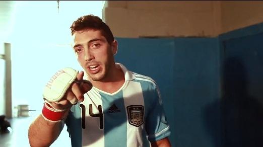 Apesar de argentinom, Nacho diz que é 'gente boa'. Foto: Divulgação
