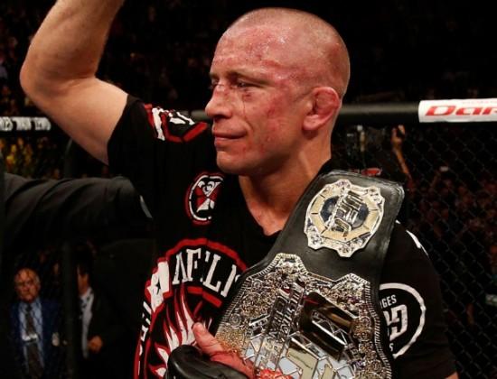 Equilíbrio marcou a luta mais importante do UFC 167. Foto: Divulgação