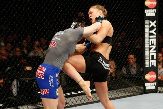FOTO: DIVULGAÇÃO UFC