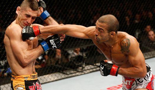 Aldo segue absoluto entre os pesos-penas. Foto: UFC/Divulgação