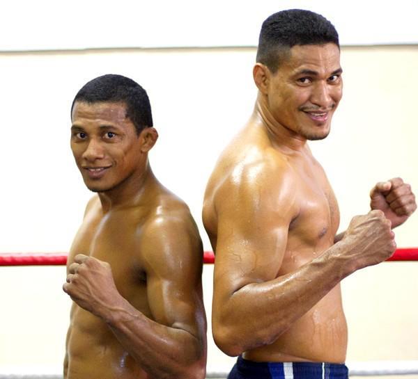 Iuri e Ildemar Marajó querem voltar a vencer | Foto: reprodução