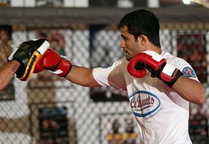 Atleta da Nova União, Jussier Formiga vem embalado por vitória. Foto: divulgação/UFC