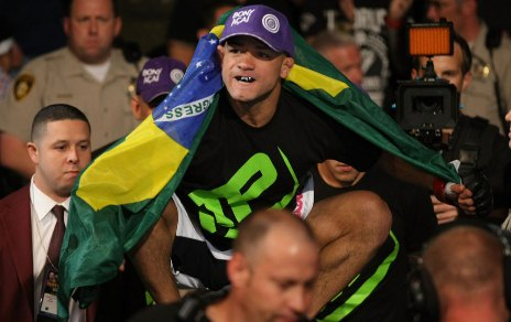 Diego Brandão vem embalado por vitória. Foto: UFC/Divulgação