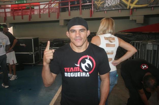 José Maria Sem Chance está pronto para alcançar sua primeira vitória no UFC. Foto: Divulgação/Team Nogueira.