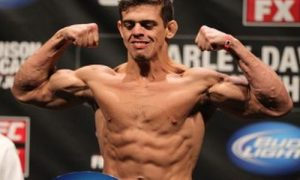Caio luta na divisão dos pesos-médios Foto: UFC\Divulgação