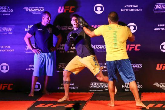 Cara de Sapato foi o campeão do peso-pesado do reality show | Foto: Divulgação/Textual
