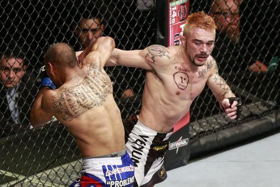 Jason não luta desde maio do ano passado, quando duelou com Robbie Peralta | Foto: Textual/Divulgação