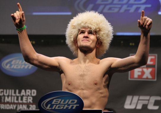 Nurmagomedov | Foto: UFC