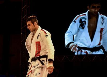 Leandro Lo tem um dos melhores currículos do jiu-jitsu moderno. Foto: Arquivo Pessoal
