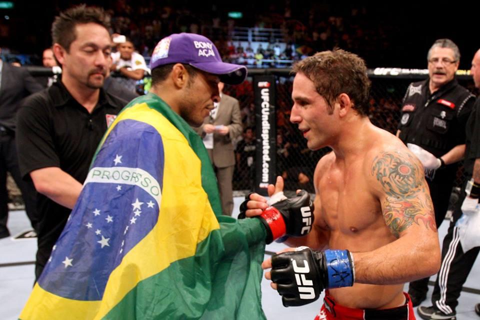 Duelo será a luta principal do UFC 179. Foto: UFC/Divulgação