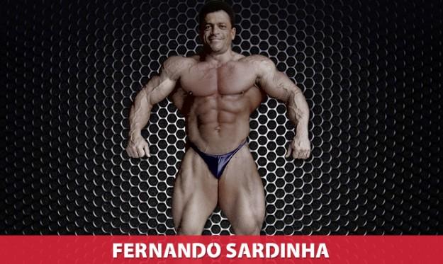 Fernando Sardinha   Foto: divulgação