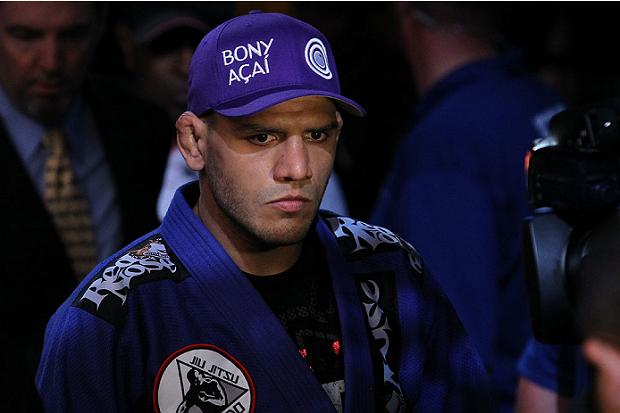 Rafael Dos Anjos tem difícil missão de parar Ben Henderson   Foto: UFC