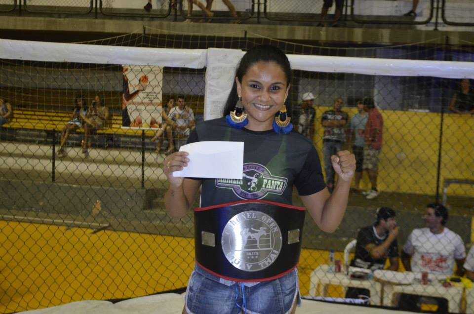 Dari Barreto venceu por WO. Foto: TV Fight