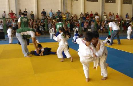 Competição vai movimentar o calendário da modalidade no Estado. Foto: Escola Ação e Reação de Judô